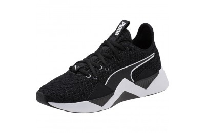 Puma Incite FS Women's Training Shoes Black- White1 Sales