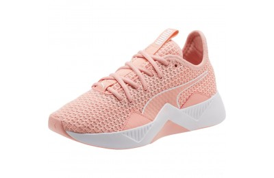 Puma Incite FS Women's Training Shoes Peach Bud- White Sales