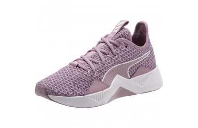 Puma Incite FS Women's Training Shoes Elderberry- White Sales
