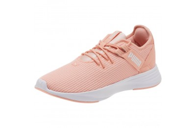 Puma Radiate XT Women's Training Shoes Peach Bud- White Sales