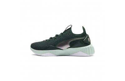 Puma DEFY Trailblazer Women's Sneakers Ponderosa Pine-Fair Aqua Sales