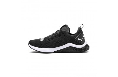 Puma HYBRID NX Men's Running Shoes Black- White Sales