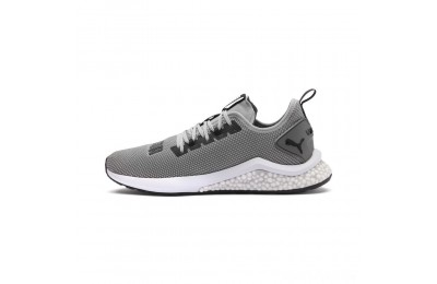 Puma HYBRID NX Men's Running Shoes Quarry- White Sales