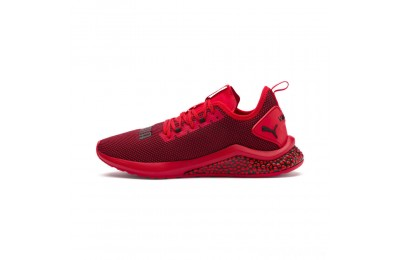 Puma HYBRID NX Men's Running Shoes High Risk Red- Black Sales