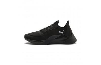 Puma Xcelerator Men's Sneakers Black- Black Sales