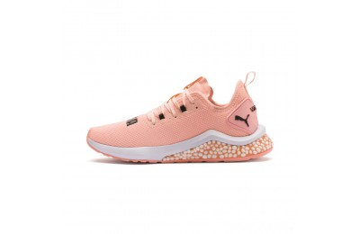 Puma HYBRID NX Women's Running Shoes Bright Peach- White Sales