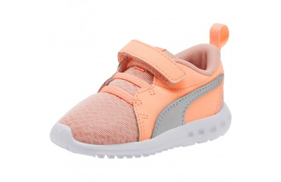 Puma Carson 2 Metallic Sneakers INFPeach Bud-Bright Peach-White Sales