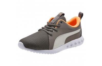 Puma Carson 2 Casual Sneakers JRChar Gray-Glac Gray-Orange Sales