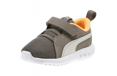 Puma Carson 2 Casual Sneakers INFChar Gray-Glac Gray-Orange Sales