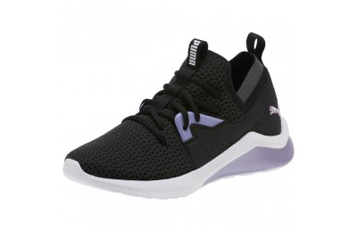 Puma Emergence Cosmic Women's Sneakers Black-Sweet Lavender Sales