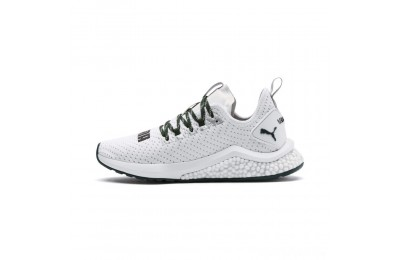 Puma HYBRID NX Trailblazer Women's Running Shoes White-Ponderosa Pine Sales
