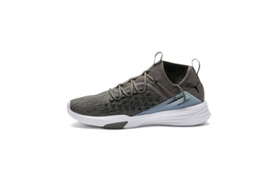 Puma Mantra Men's Training ShoeCharcoal Gray- White Sales