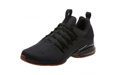 Puma Axelion Mesh Sneakers Black Sales
