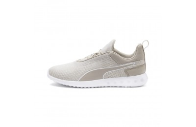 Puma Carson 2 Concave Women's Training Shoes Silver Gray- White Sales