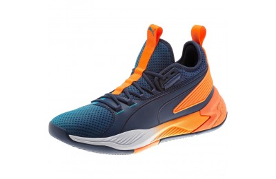 Puma Uproar Charlotte ASG Fade Basketball Shoes Orange- PURPLE Sales