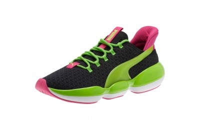 Puma Mode XT 90s Women's Training Shoes Black-Limepunch-Purple Sales