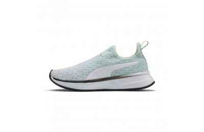 Puma SG Slip-on Bright Fade Women's Training Shoes Fair Aqua- Black Sales