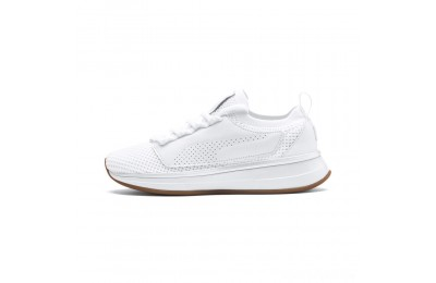 Puma SG Runner JR White Sales
