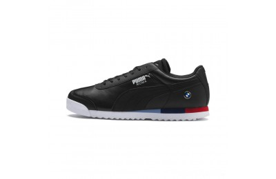 Puma BMW MMS Roma Men's Sneakers Black- Black Sales