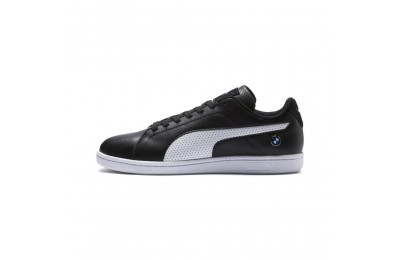Puma BMW M Motorsport Court Perf Sneakers Anthracite- White Sales