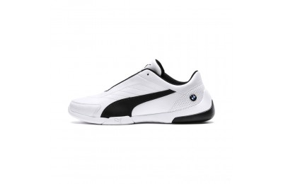 Puma BMW M Motorsport Kart Cat III Sneakers White-Anthracite Sales