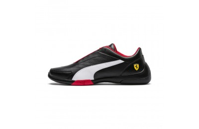 Puma Scuderia Ferrari Kart Cat III Sneakers Black- White Sales