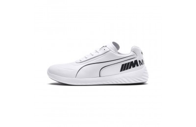 Puma BMW M Motorsport SpeedCat Evo Synth Sneakers White-White-Anthracite Sales