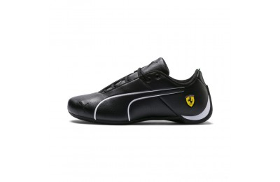 Puma Scuderia Ferrari Future Cat Ultra Sneakers JR Black- White Sales
