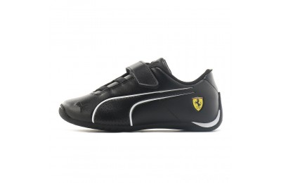 Puma Scuderia Ferrari Future Cat Ultra PS Black- White Sales
