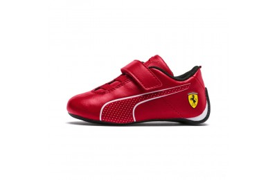 Puma Scuderia Ferrari Future Cat Ultra Sneakers INFRosso Corsa- White Sales