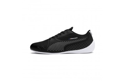 Puma BMW MMS Drift Cat 7 Ultra Shoes Black- Silver Sales