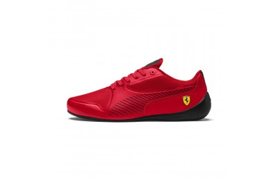 Puma Scuderia Ferrari Drift Cat 7 Ultra Shoes Rosso Corsa- Black Sales