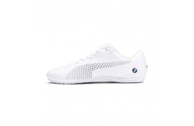 Puma BMW MMS Drift Cat 5 Ultra II Men's Sneakers White- Black Sales