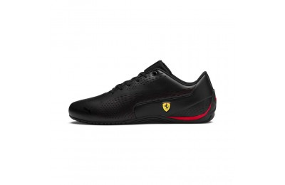 Puma Scuderia Ferrari Drift Cat 5 Ultra II Men's Sneakers Black-Rosso Corsa Sales