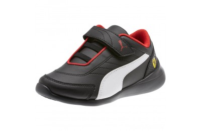 Puma Scuderia Ferrari Kart Cat III AC Sneakers PS Black- White Sales