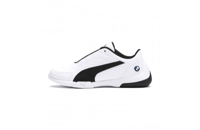 Puma BMW MMS Kart Cat III JR White- Black Sales