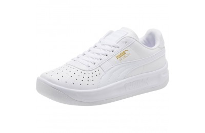 Puma GV Special Sneakers JR White- Team Gold Sales