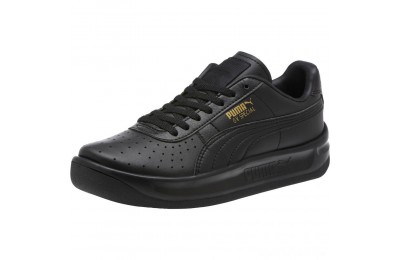 Puma GV Special Sneakers JR Black- Team Gold Sales