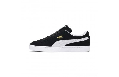 Puma Suede Classic+ Sneakers black-white Sales