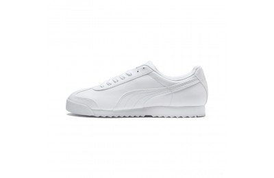 Puma Roma Basic Sneakers white-light gray Sales