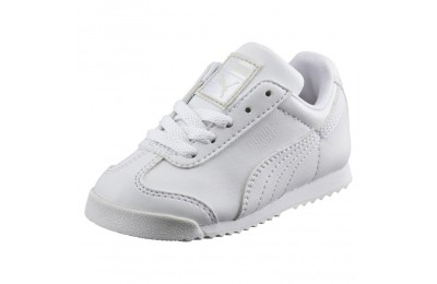 Puma Roma Basic Sneakers INFwhite-light gray Sales