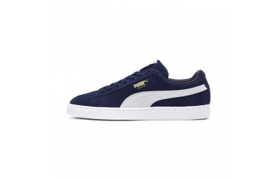 Puma Suede Classic+ Sneakers peacoat-white Sales