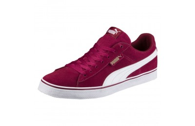 Puma Puma 1948 Vulc Men's Sneakers Tibetan Red- White Sales
