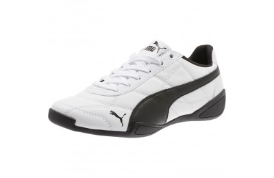 Puma Tune Cat 3 Shoes JR White- Black Sales