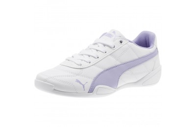 Puma Tune Cat 3 Shoes JR White-Sweet Lavender Sales