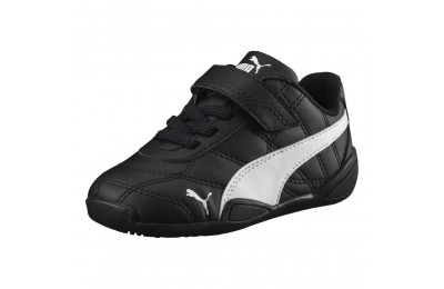 Puma Tune Cat 3 AC Shoes INF Black- White Sales