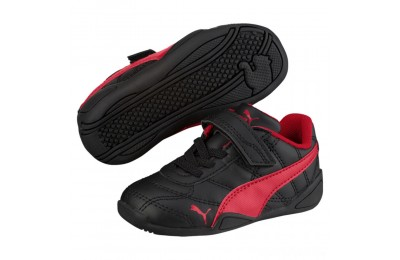 Puma Tune Cat 3 AC Shoes INF Black-Ribbon Red Sales