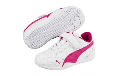 Puma Tune Cat 3 AC Shoes INF White-Beetroot Purple Sales