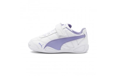 Puma Tune Cat 3 AC Shoes INF White-Sweet Lavender Sales