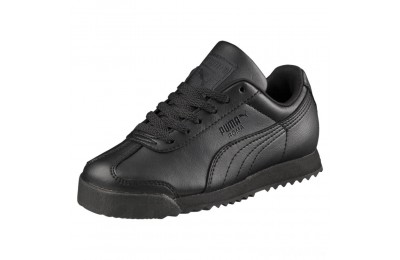 Puma Roma Basic Sneakers PS Black- Black Sales